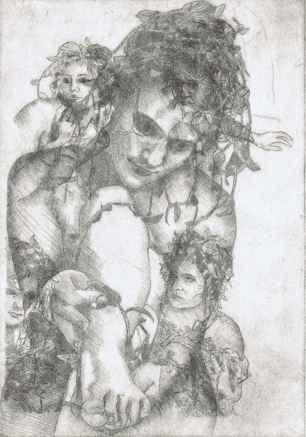 gallery/self-portrait with ivy 1_2_etching_20,7x29,7cm_2002 sm